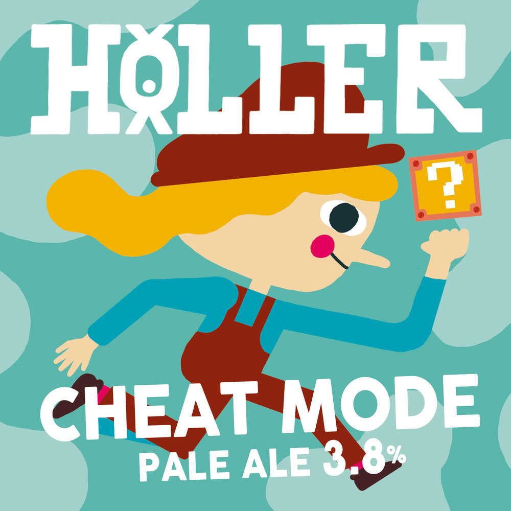 Holler-brewery-cheat-mode-pale-ale