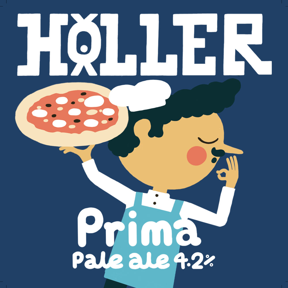 HOLLER BREWERY PRIMA