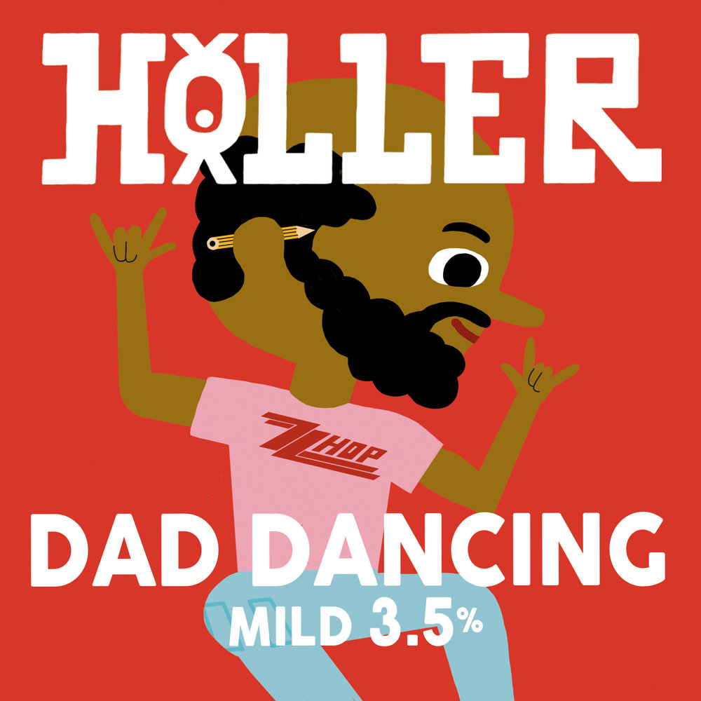 holler-brewery-brighton-sussex-beer-mild-ale-DAD-DANCINGholler-brewery-brighton-sussex-beer-mild-ale-DAD-DANCING