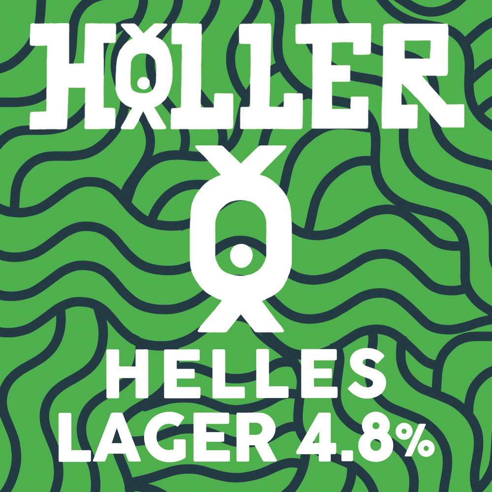 Holler Helles Lager