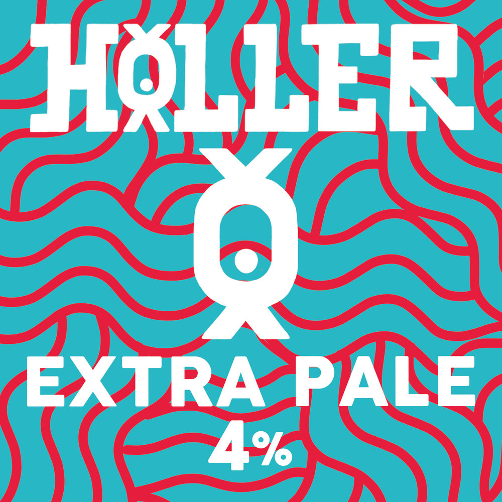 Holler Extra Pale 4%