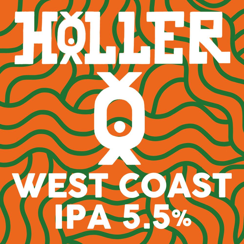 West Coast IPA 5.5%