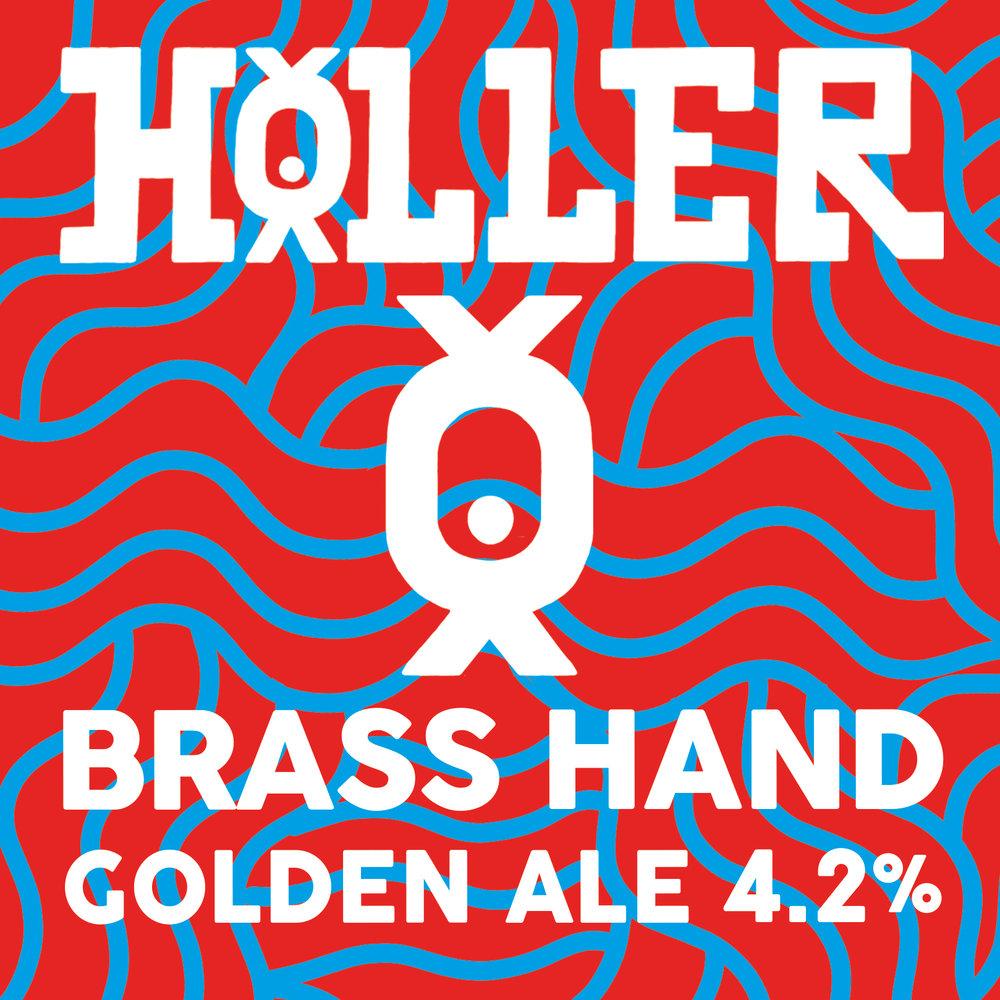 Holler Golden Ale 4.2%