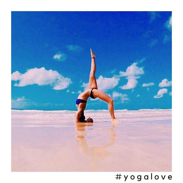 first YogaLove inspirational guest ✨ meet erika. little miss dynamite. walking inspiration. she is living fast, not wasting any second of her life. strong. humble. generous. a true fighter never gives up so she fought cancer. she became even stronger. I met her in punta cana, where we were both working for a yoga center right on the beach. she was teaching yoga under the palmtrees and I was taking photos of her. she gave me motivation to go out there and chase my dreams. I gave her my inner peace. we balanced each other perfectly. I havent met anyone who takes so much from life. she taught me how to always say hello to everyone we passed. I am truly blessed that we cross-paths and very excited to introduce you to her.  she's creating the life she living. she taught me how to live your life like if there is no tomorrow.  love you hermanita! 💛follow @hola.erika 📍macao. dominican republic 🇩🇴 📸 @miss_zizz . . . #yogalove #yoga #realpeople #realinspirations #motivational #inspirational #india #rishikesh #travel #yogatravel #energy #connection #words #yogaphotography #yogaloveproject #artofbeing #wheelpose #mindbodyandsoul