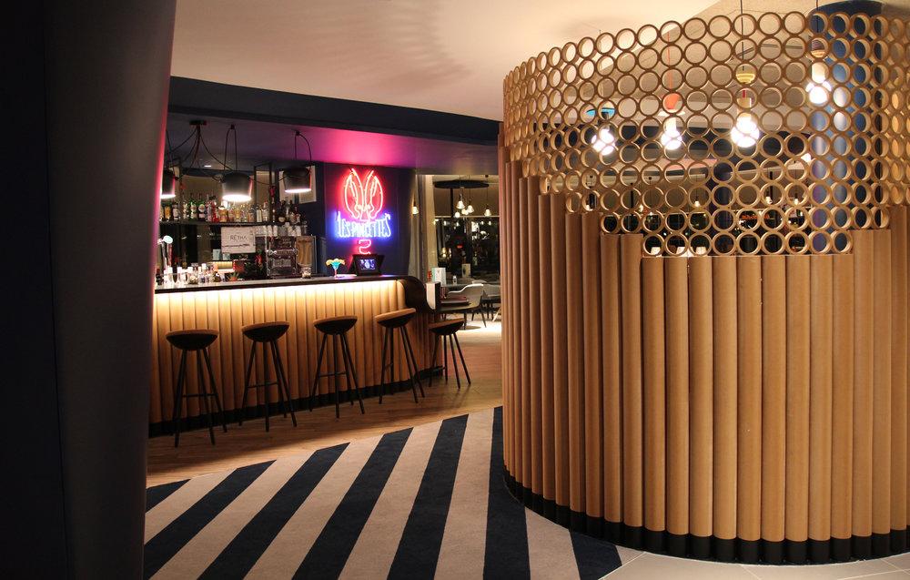 ON THE BOAT - Hotel Novotel La Rochelle* * * *