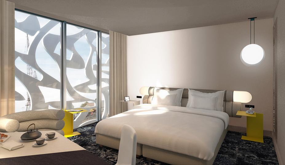 CARGO - Hotel Radisson Bordeaux ****