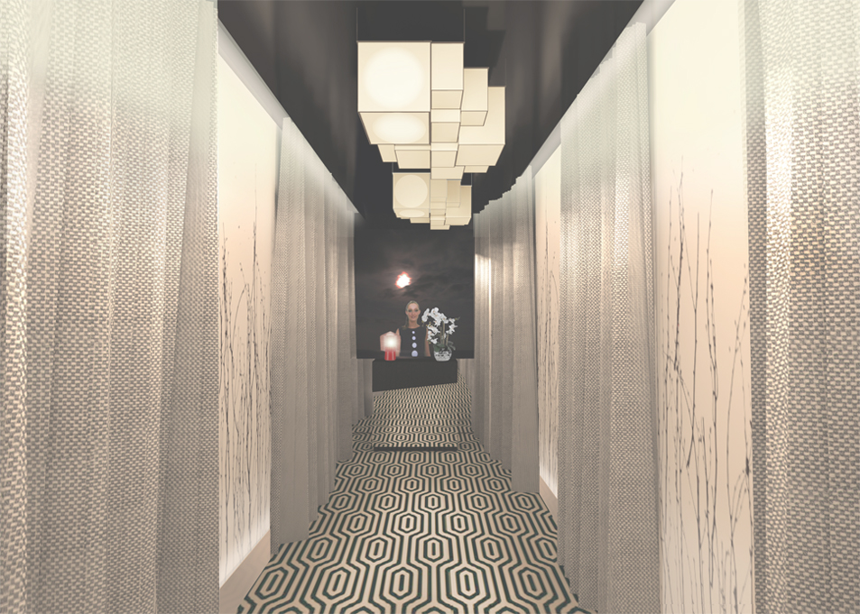 CHIC 1930'S - Red Bar, Lagos, Nigeria