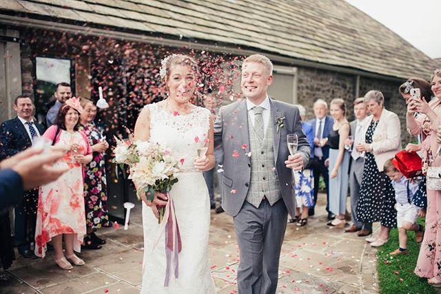 Confetti. 🎉 . . . . . #confetti #tithebarn #weddingparty #weddingphotographer #weddingphotography #yorkshireweddings #yorkshireweddingphotographer #yorkshireweddings #yorkphotographer #northyorkshireweddings