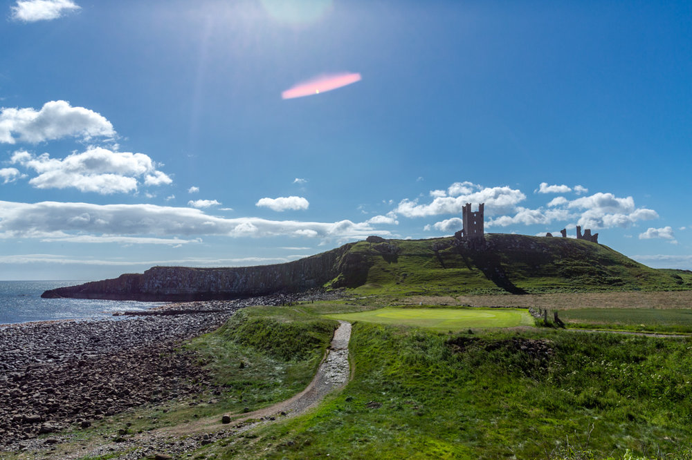 13th Dunstanburgh