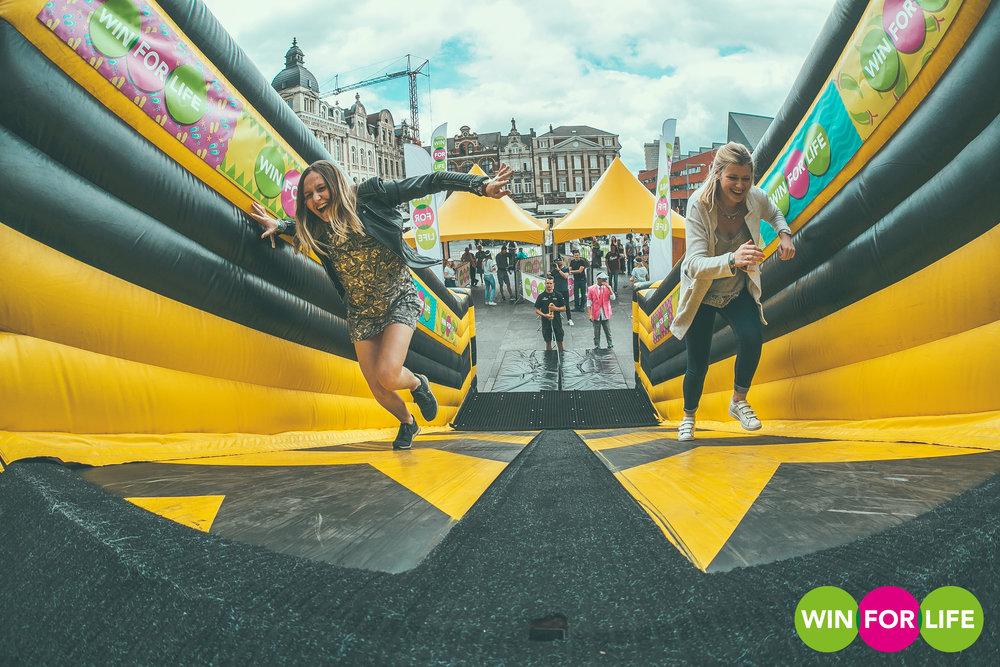 Win For Life | Festival Run -