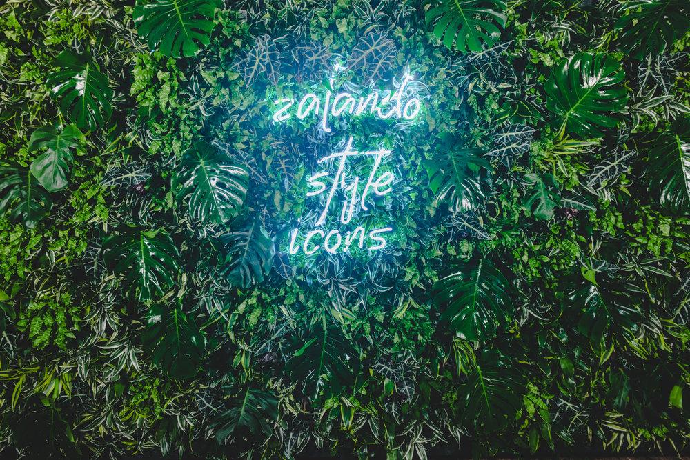 Zalando | Style Icons -