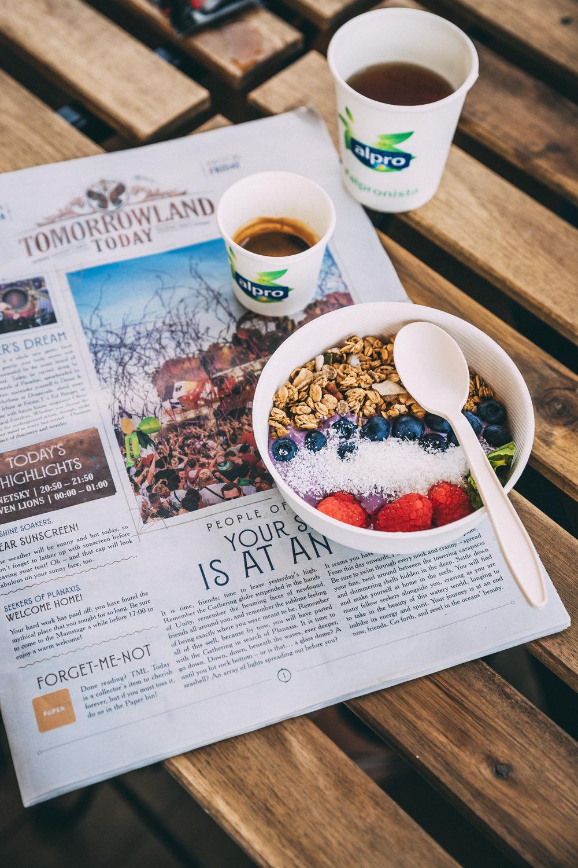 Alpro | Breakfastbar -