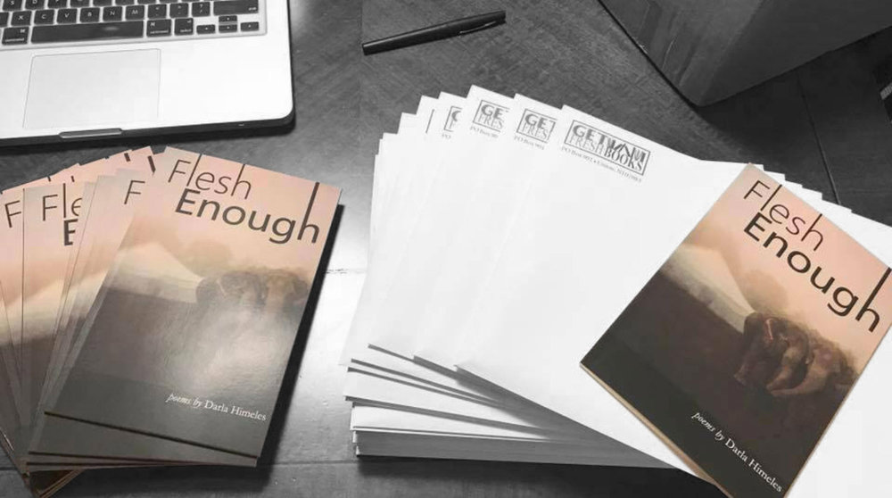 Flesh Enough - poems by Darla Himeles
