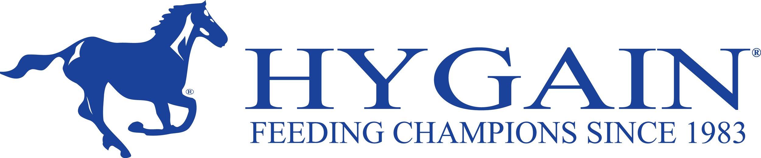 Hygain - Feeding Champions Since 1983