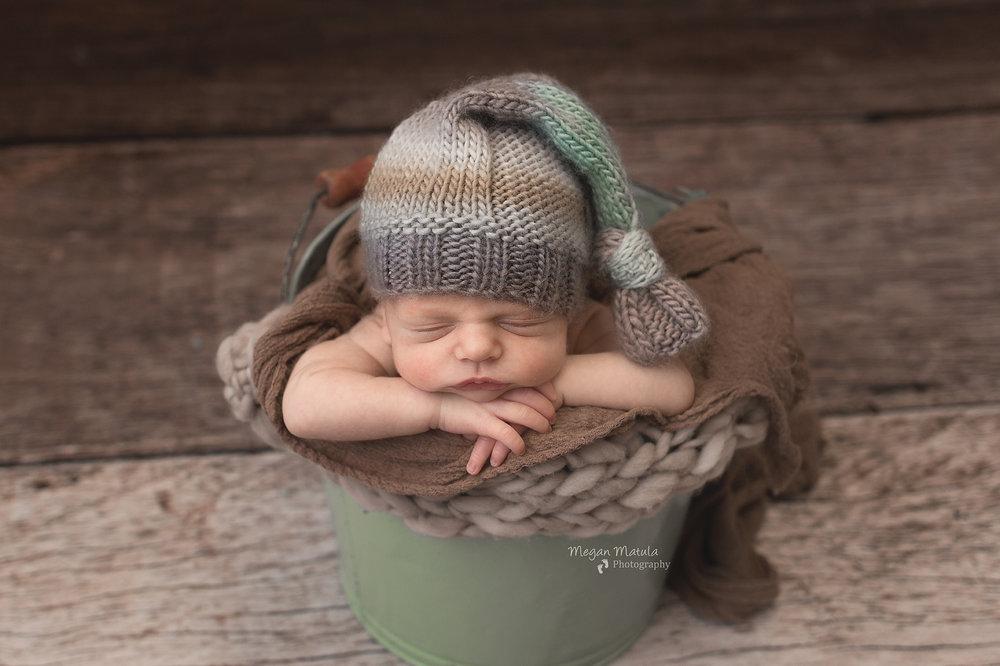 Newborn Baby Photography in Houston, TX