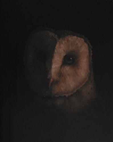 Brad Woodfin,  Owl (Totem)