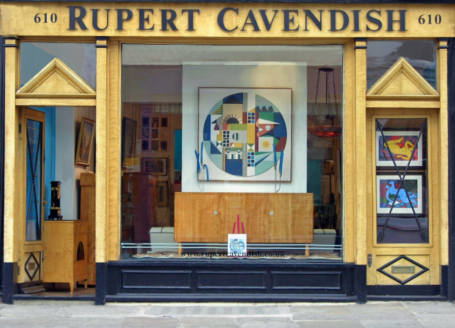 Rupert Cavendish Antiques | Fundraising Exhibition & Auction