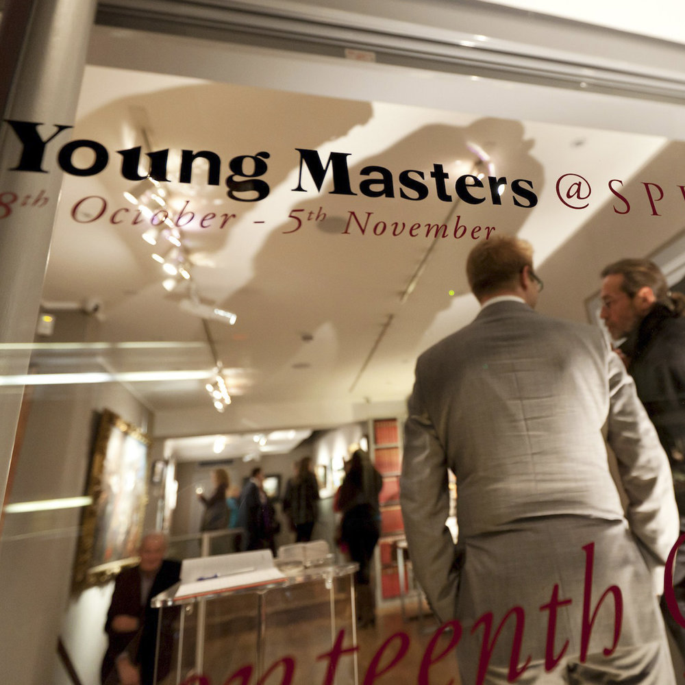 Young Masters Exhibition | Sphinx Fine Art | London