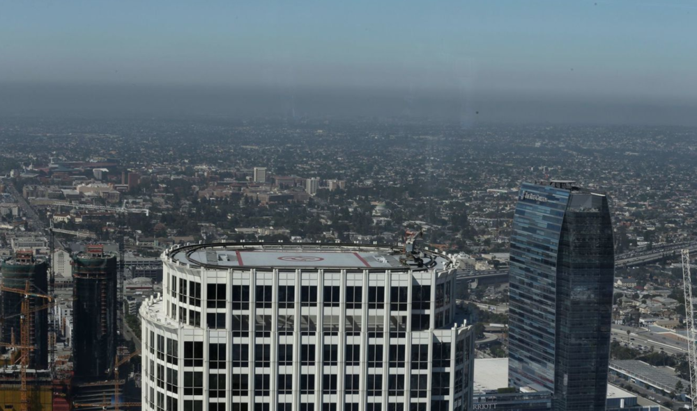 "Air pollution exposure may hasten death, even at levels deemed ""safe"""