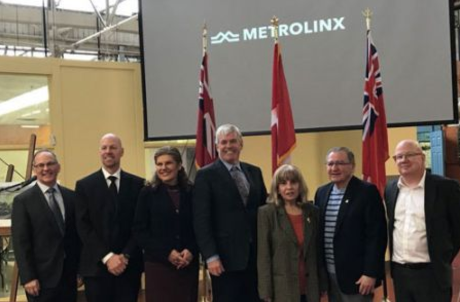 Energy storage system to be built for Eglinton Crosstown LRT