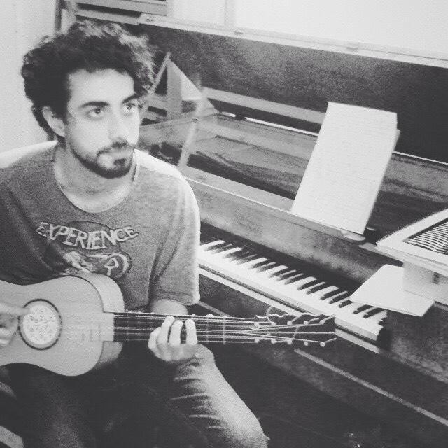 PIERO BONAVITA - composer and guitar player