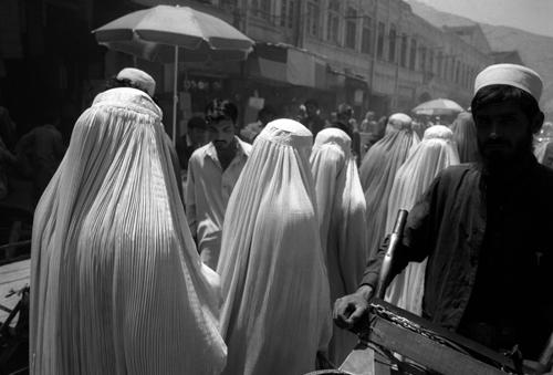 Kabul Market, 2003