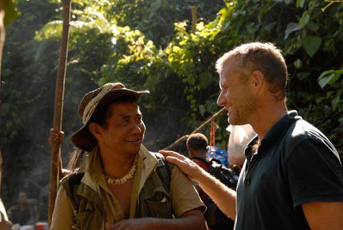 Mark meets Bob