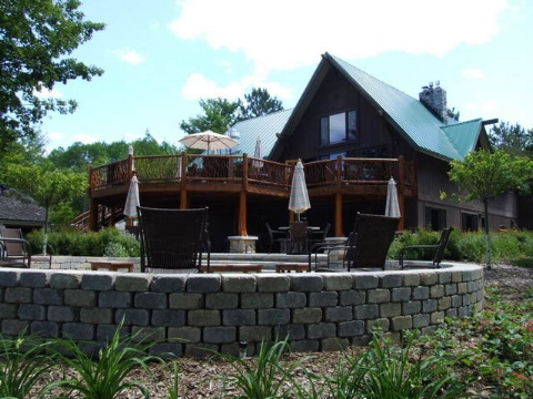 Black Forest at Wilderness Valley Clubhouse