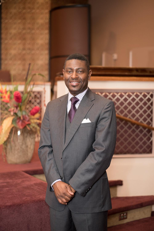 Pastor Craig Tucker, Overseer to Elders & Deacons
