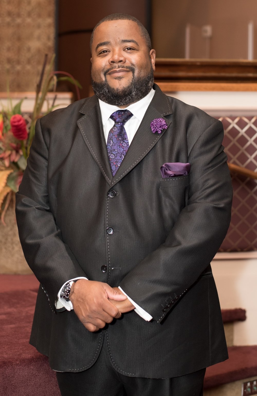 Pastor Khari Gray,Community Outreach & Evangelism