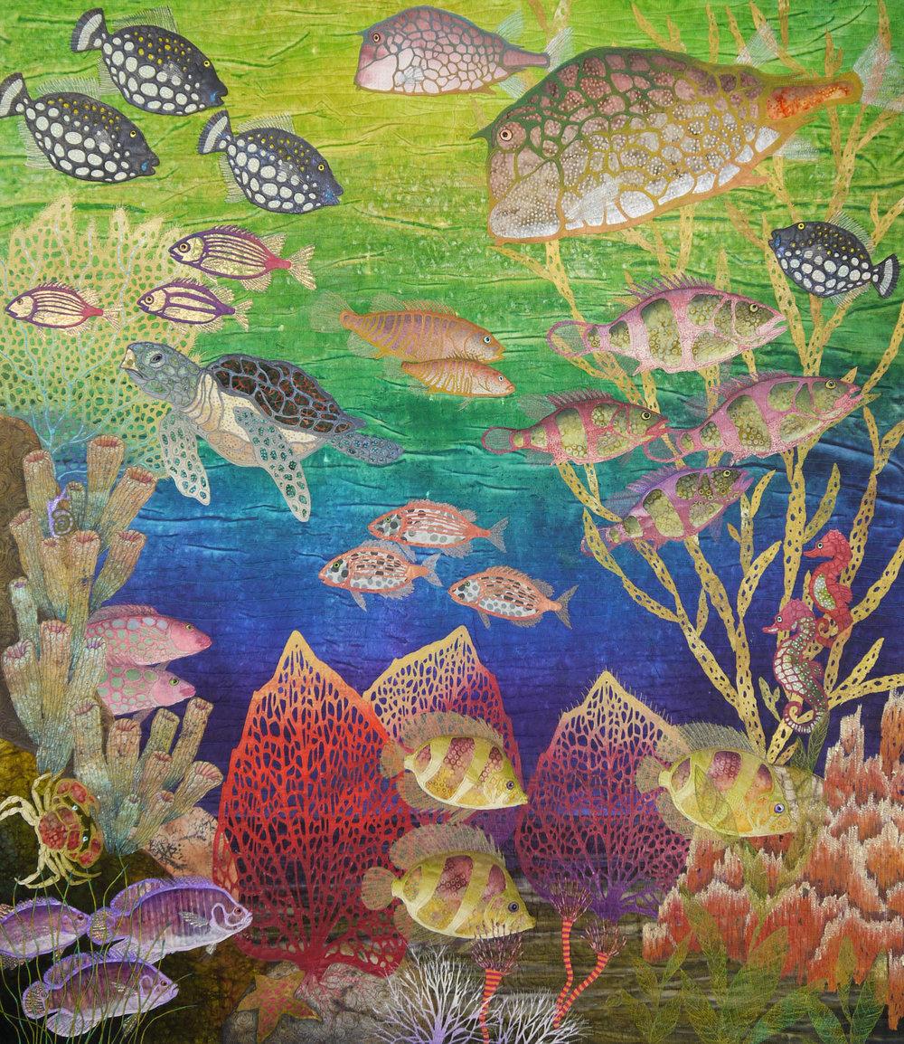 """""""Coral Sea"""""""
