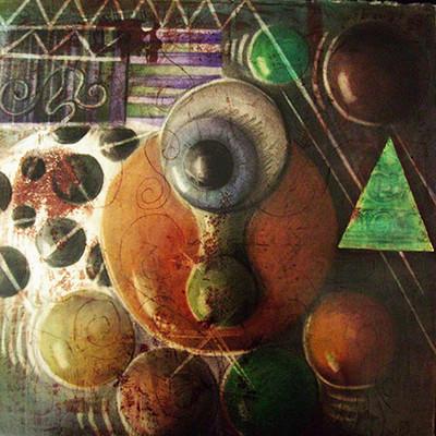 """Eyeball Globes"""