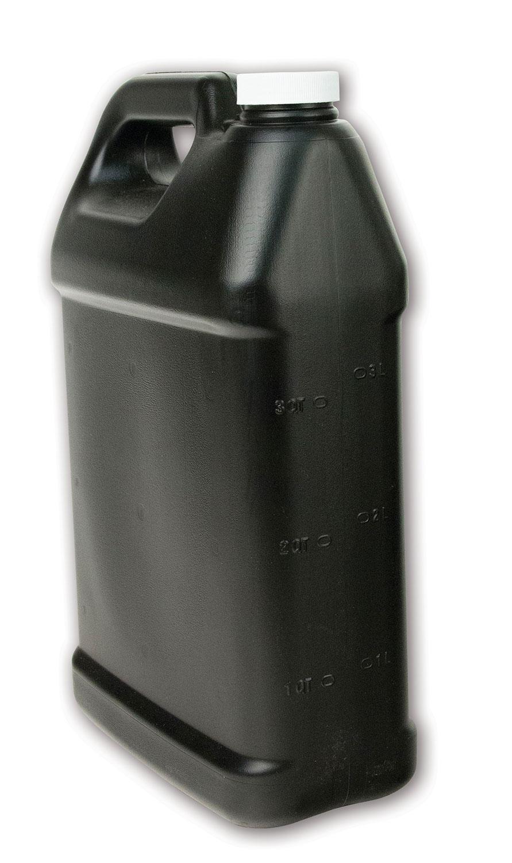 1 gal Opaque Black Jug#(plastic w/cap)#Item ACC2106