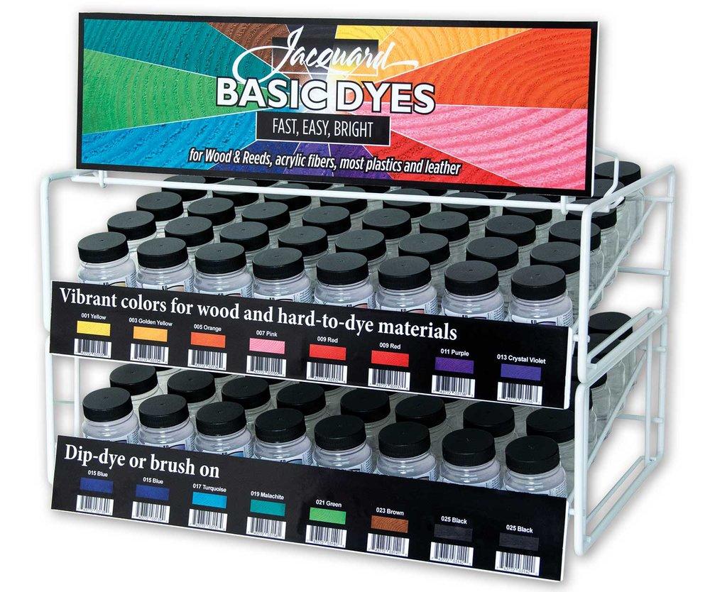 Basic Dye Rack