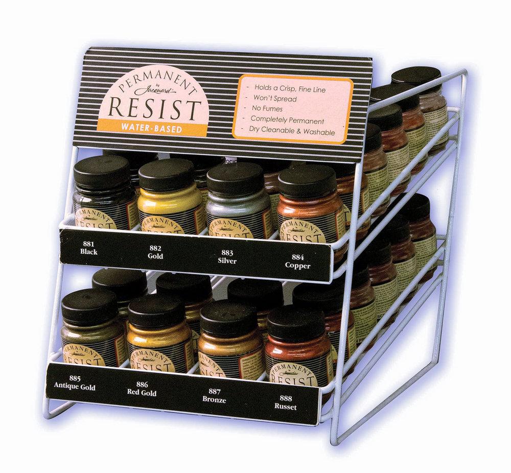 Resist Rack
