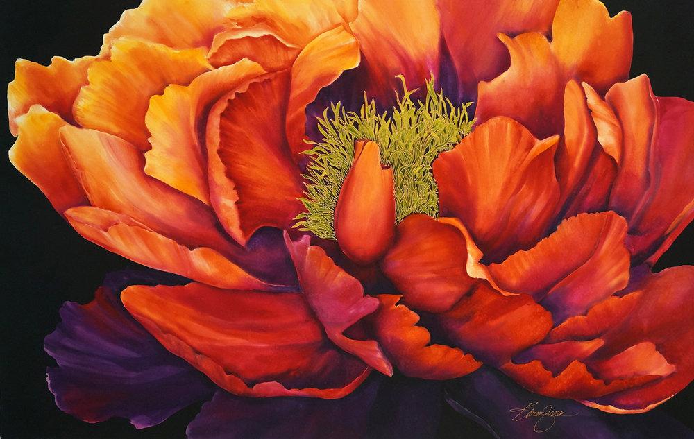 Artwork by Karen Sistek - karensistekstudio.com
