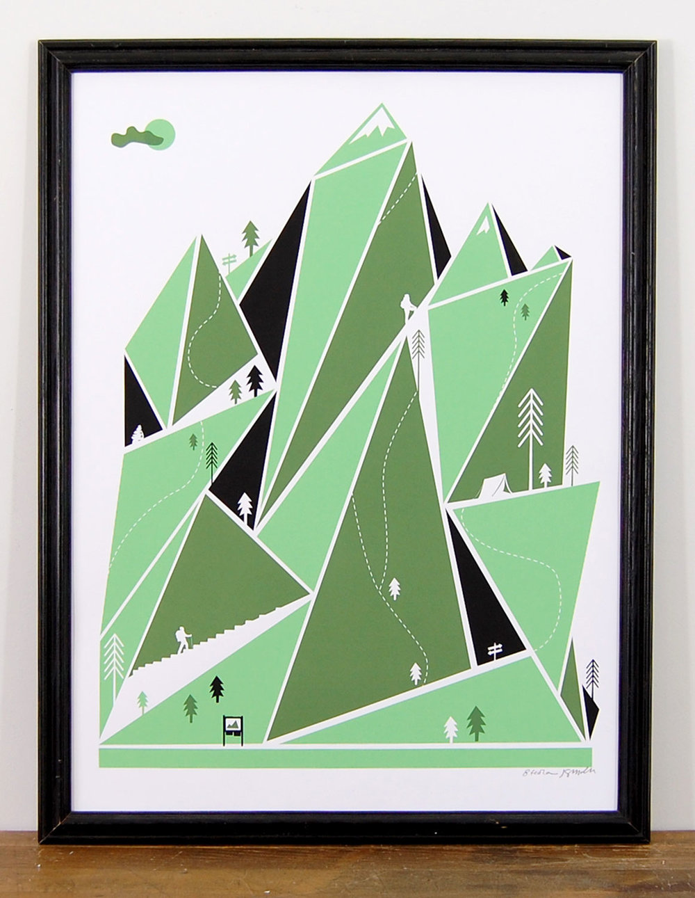 Artwork by Brainstorm Print + Design