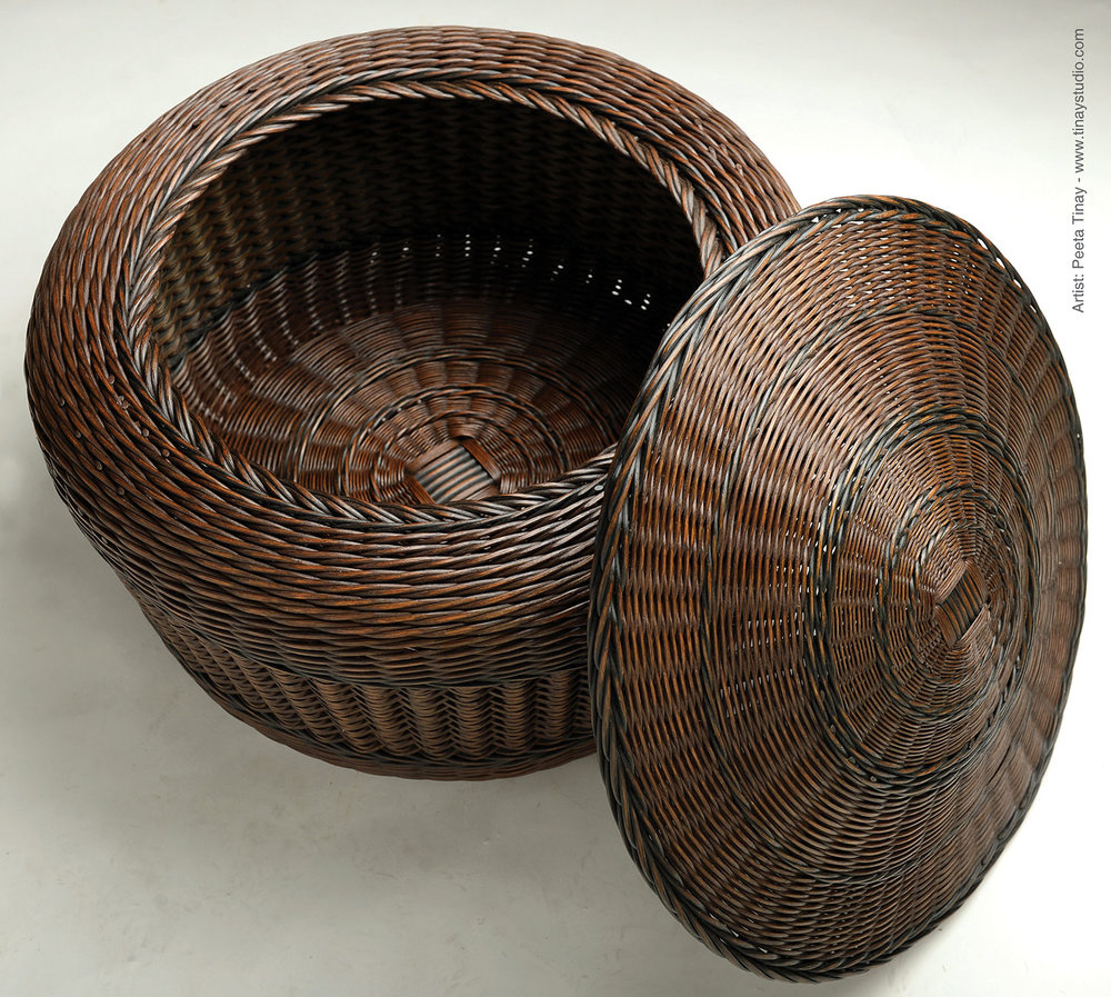 Peeta-Tinay-brown-lidded-round-basket.jpg