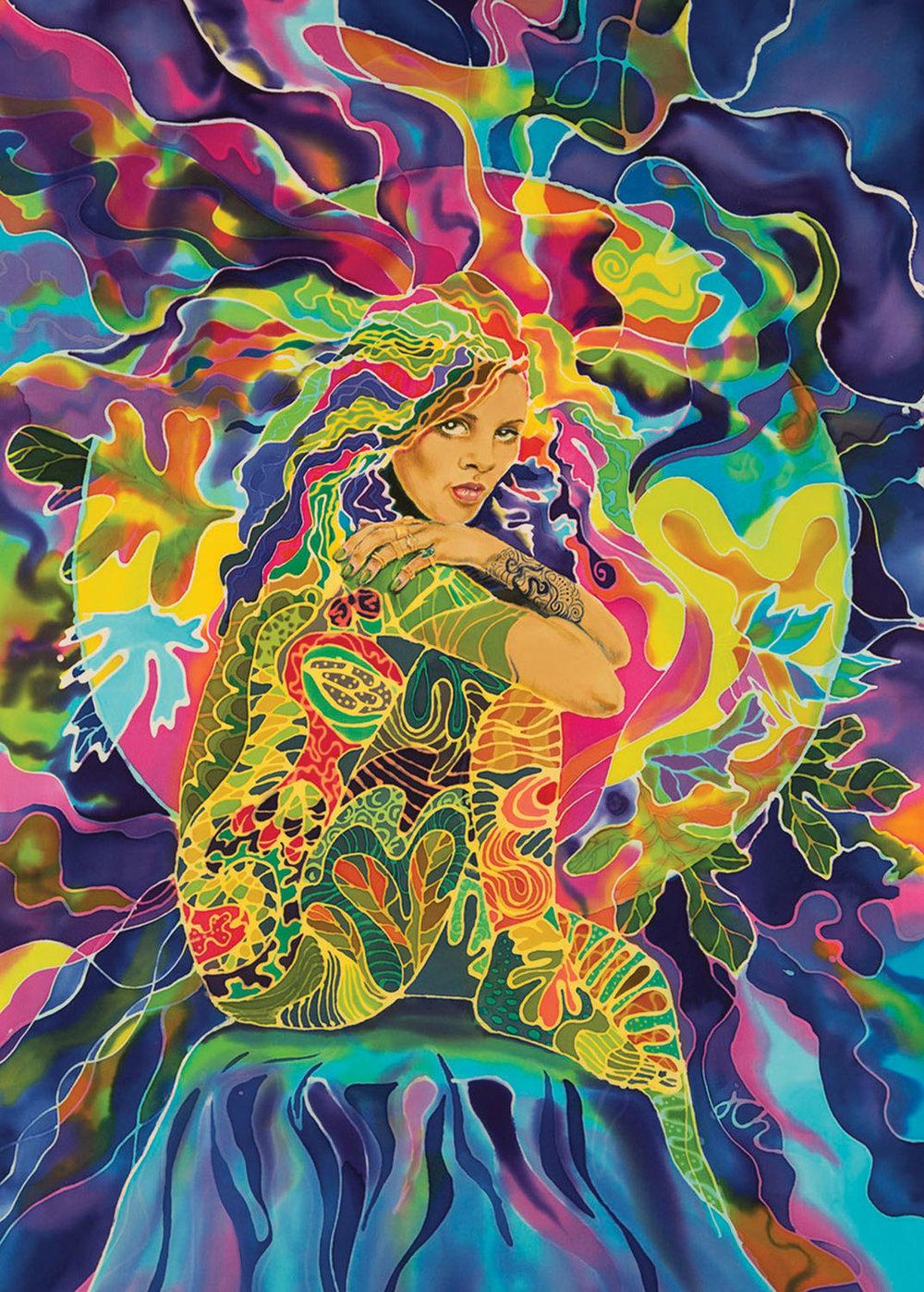 Artwork by Julie Cox-Hamm