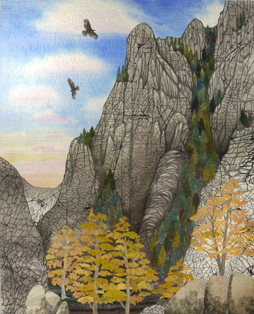 """Aloft"" by Betty Busby"