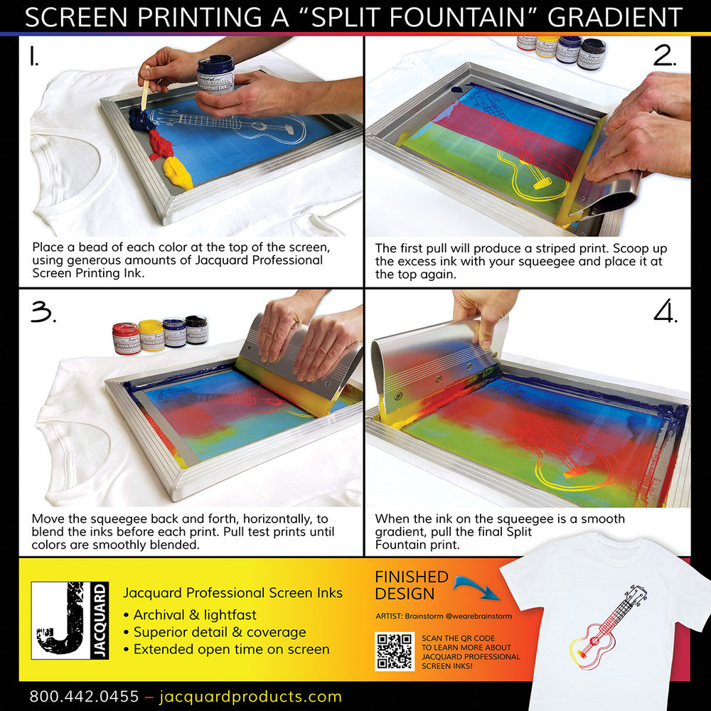 "Step-by-Step: ""Split Fountain"" Gradient"