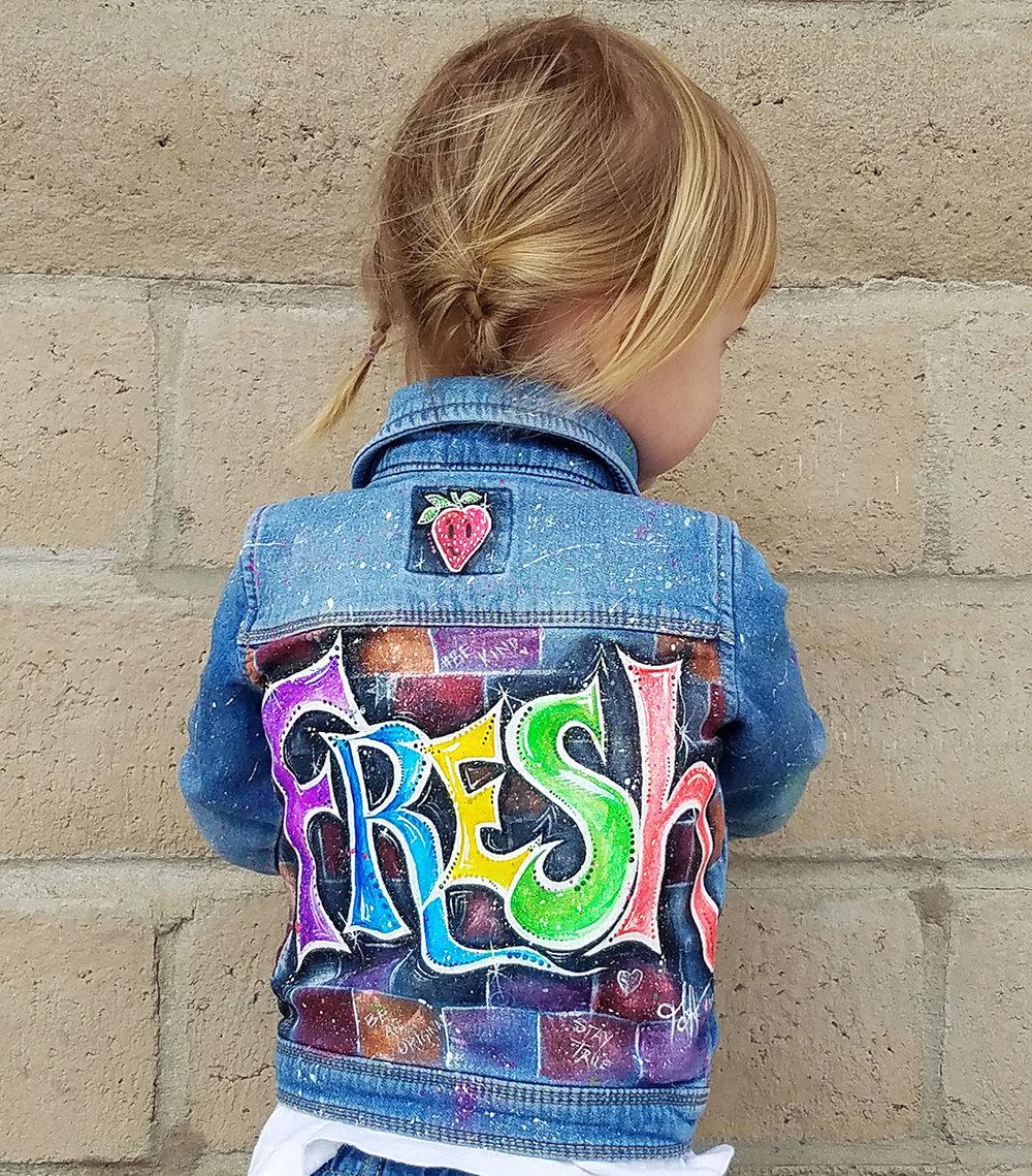 """Fresh Graffiti"" by Tanya Alexander"