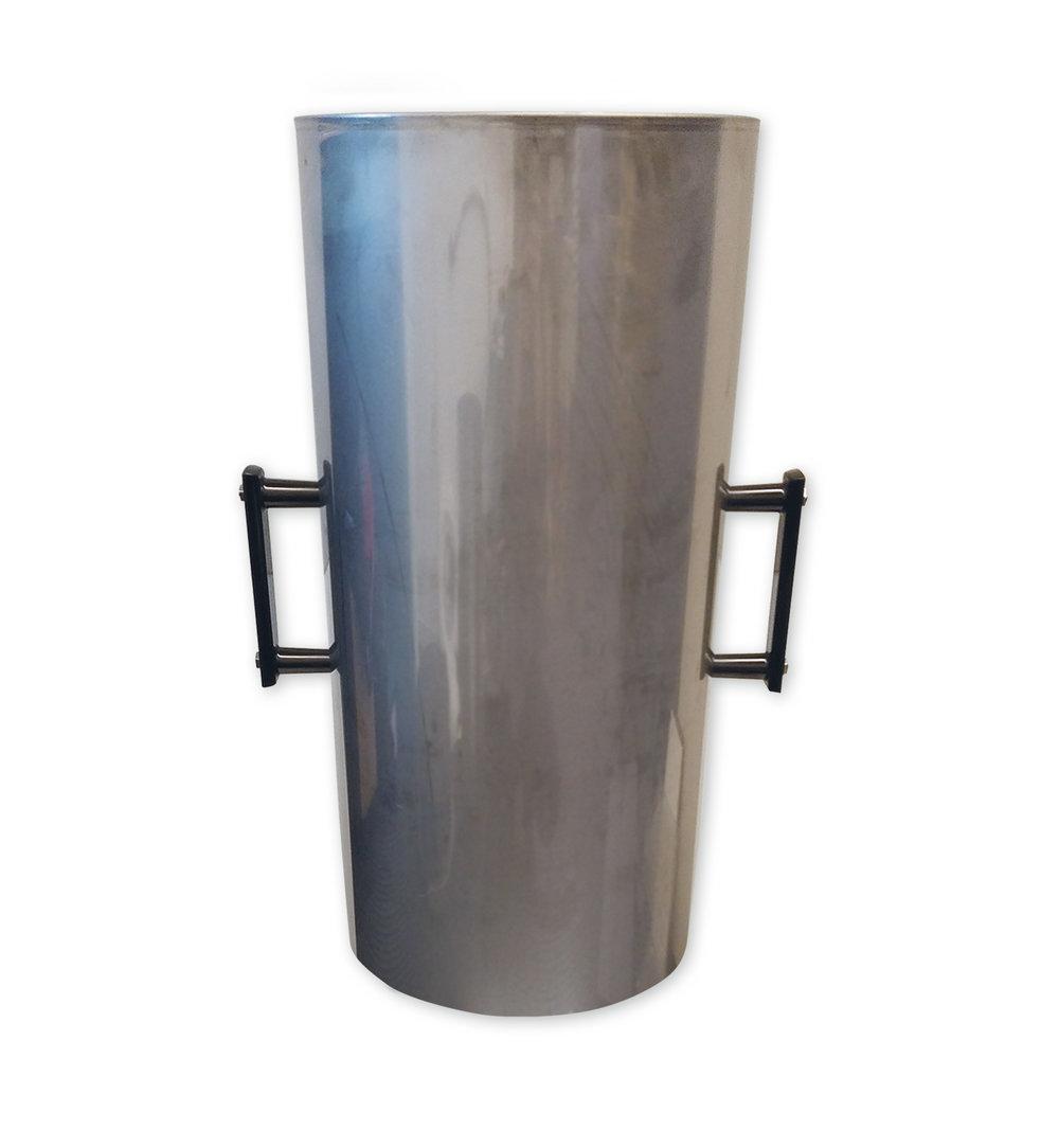 "Short Cylinder 24""#Item STEAM56"