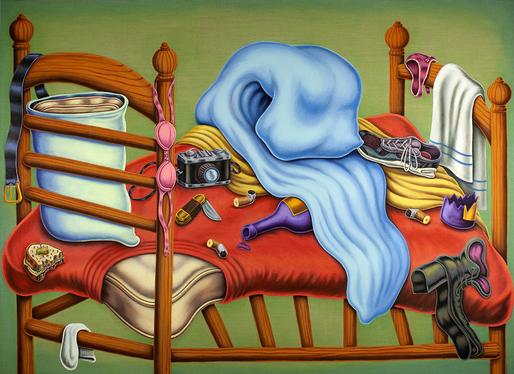 """""""Time for Bed""""#67""""x49"""""""