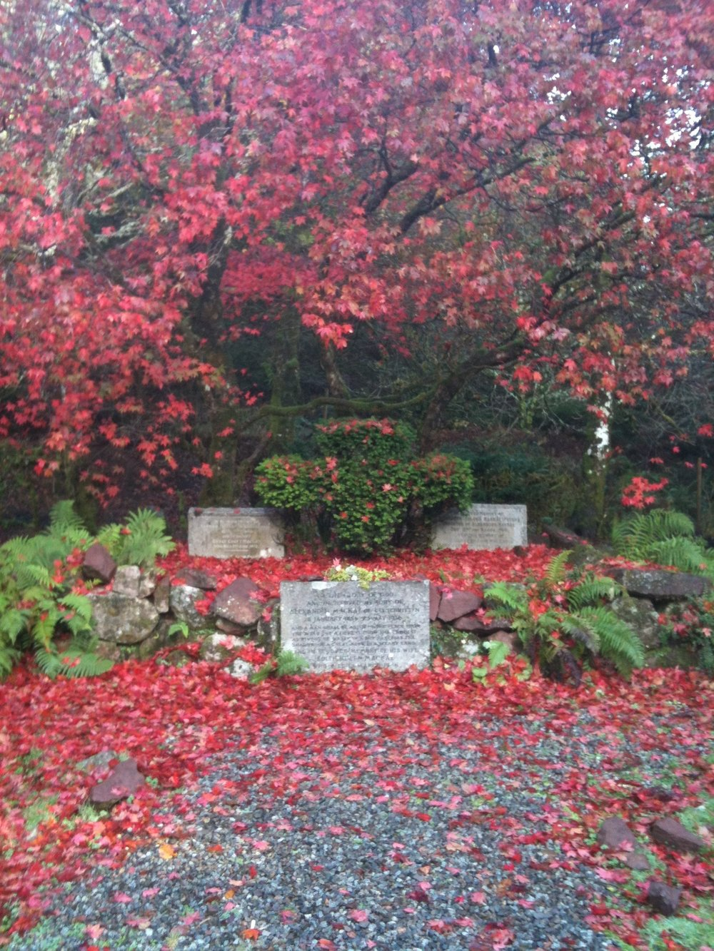 Altar at Remembrance.JPG
