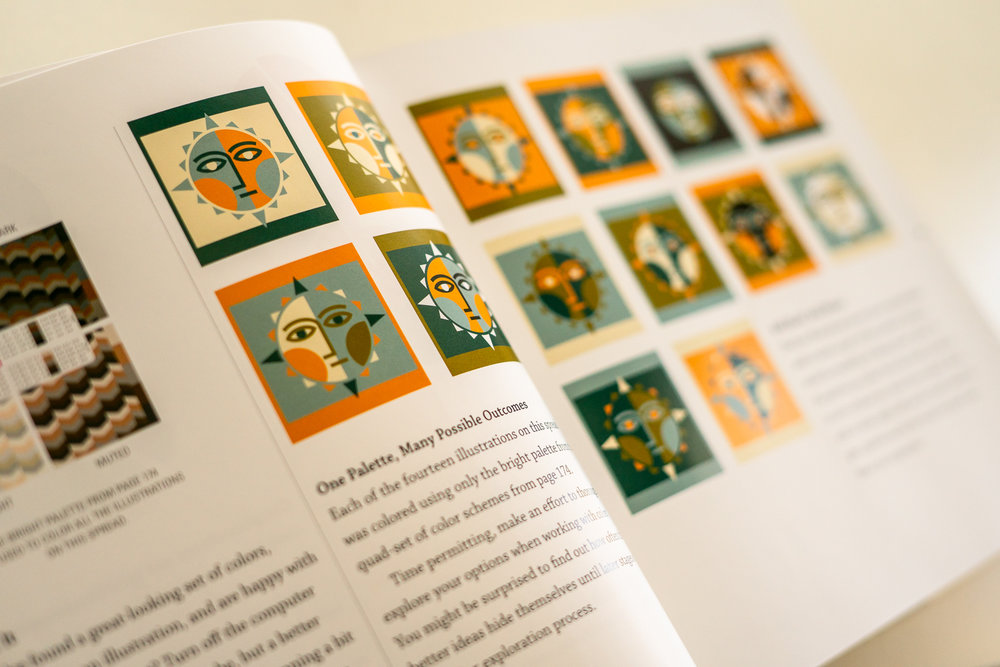 My latest book! — Pixelfly Creative, Jim Krause Design
