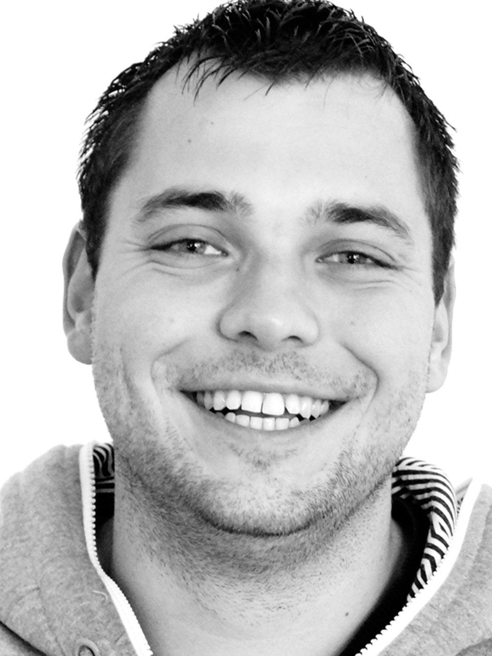 Sebastian Garn, Co-Founder & Developer    mail    linkedin   xing