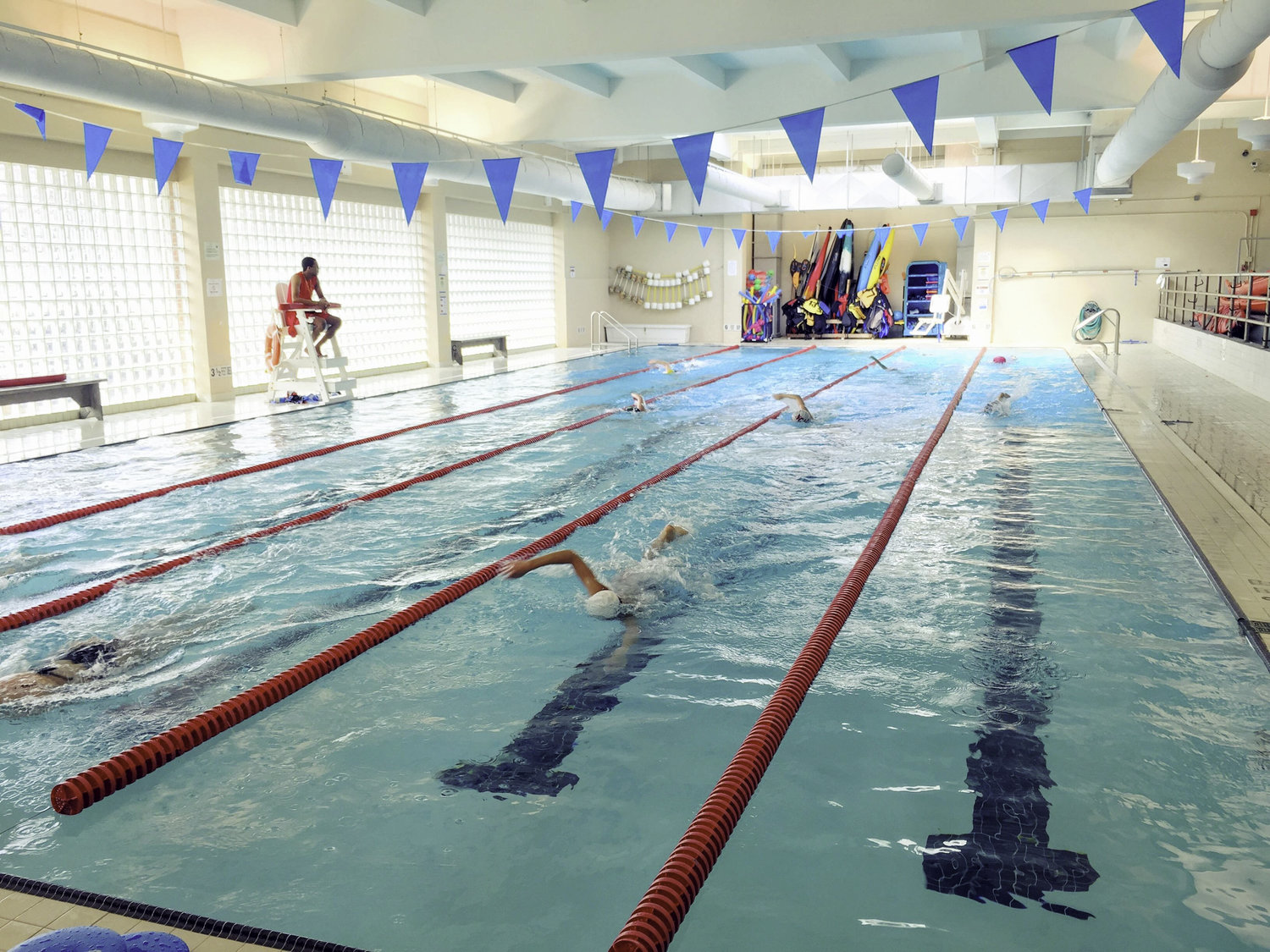 Family & Lap Swim - Queens NYC — Variety Boys & Girls Club of Queens