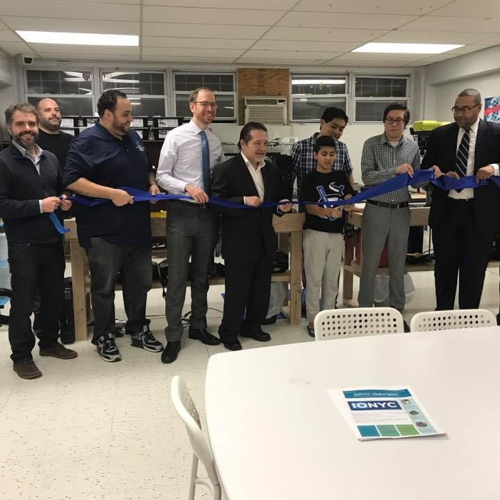 Makerspace Astoria Queens