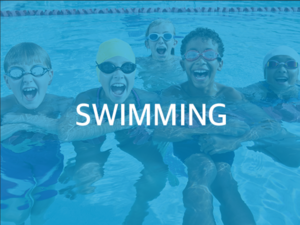 The Club promotes healthy living through open swim activities and kayaking in our indoor pool.